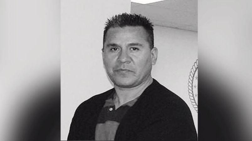 Presidio County Precinct 3 Commissioner Lorenzo Padilla