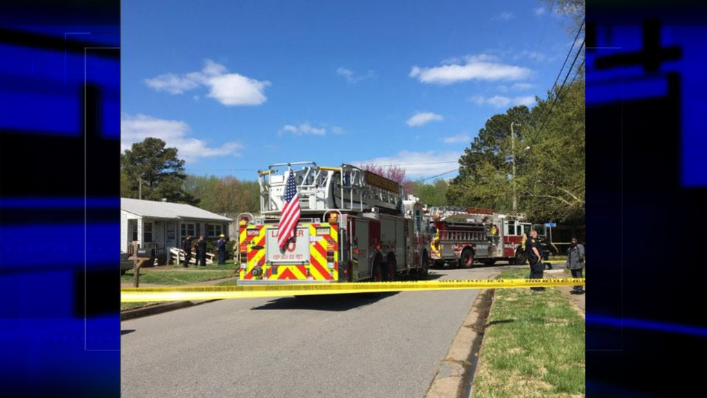 KZ Virginia wife set on fire