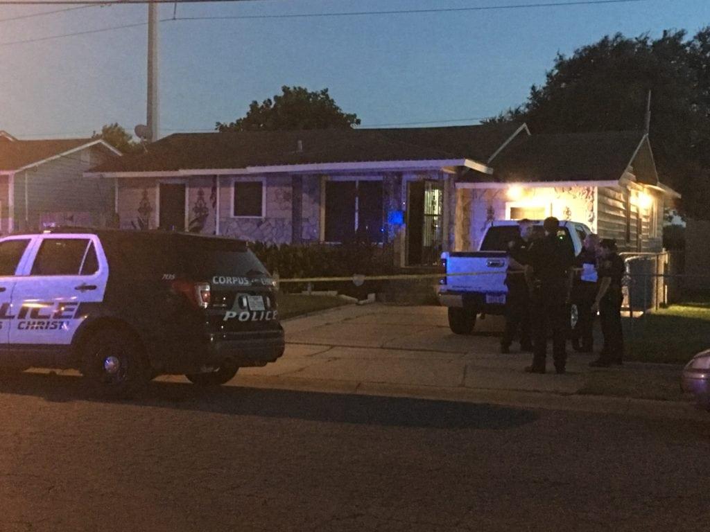 Morales Street shooting