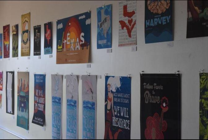 Hurricane-Harvey-Art-Exhibition