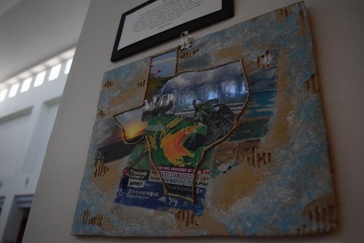 Hurricane-Harvey-Art-Exhibition-texas-outline