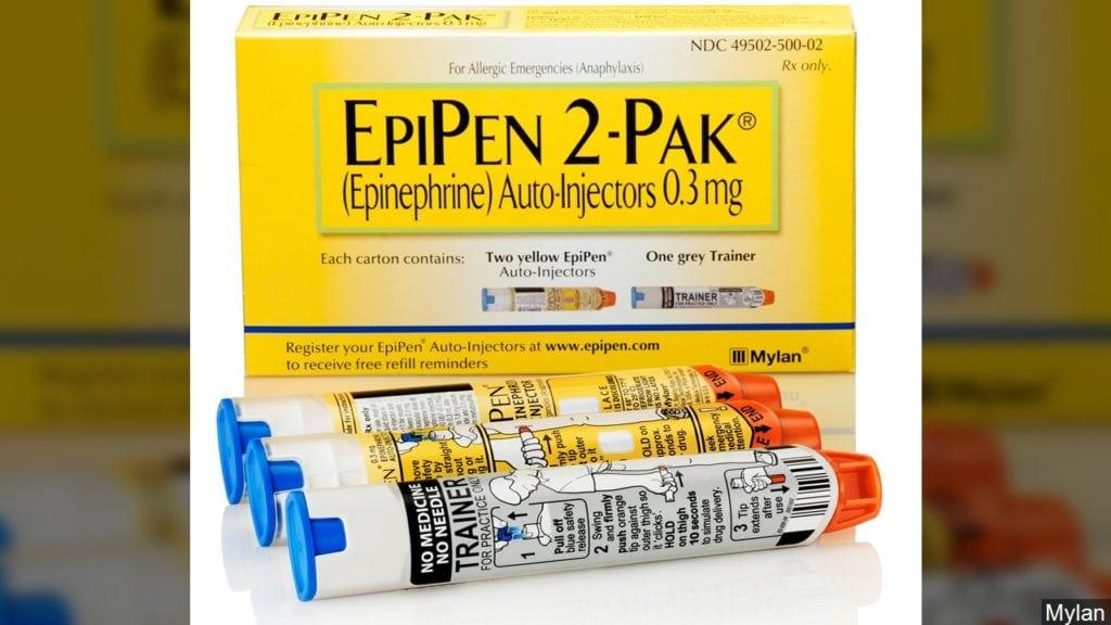 Epipens generic