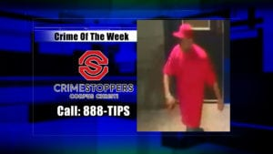 Crime of the Week: August 29, 2018