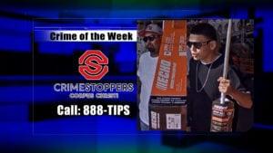 Crime of the Week: September 5,2018