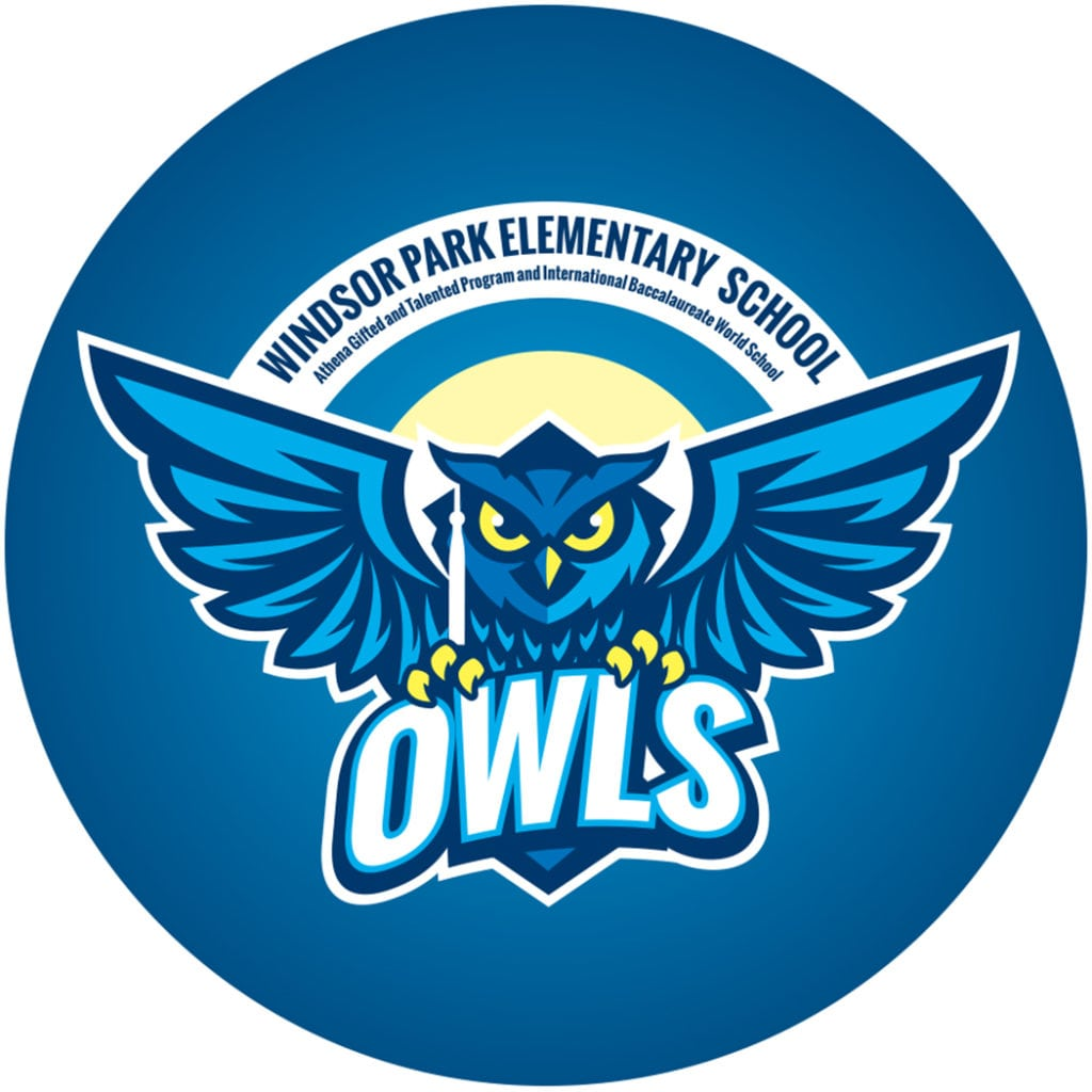 Windsor Park New Logo Owls