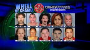 Wheel Of Shame Fugitives: October 3, 2018