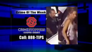 Crime of the Week: October 10, 2018