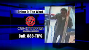 Crime Of The Week Suspect: November 7, 2018