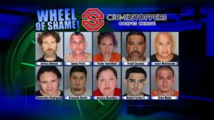 Wheel Of Shame Fugitives: November 14, 2018