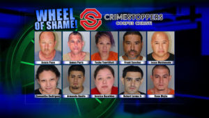 Wheel of Shame Fugitives: November 21, 2018