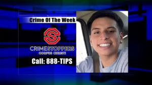 Crime Of The Week: Christopher Colton Cavazos