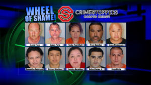 Wheel Of Shame Fugitives: November 28th