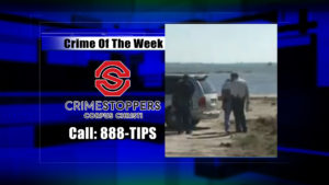 Crime Of The Week: Crime Scene Where Body Was Found