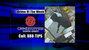 Crime Of The Week: December 12, 2018
