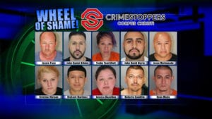 Wheel Of Shame Fugitives: December 19, 2018