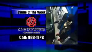 Crime Of The Week: January 9, 2019