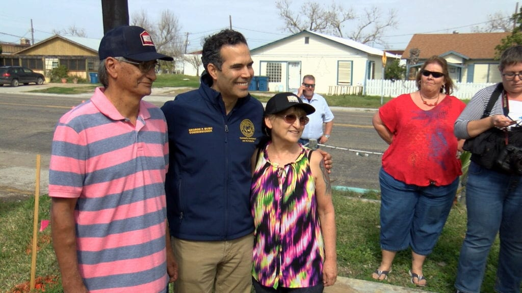 GEORGE P. BUSH IN ROCKPORT
