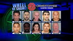 Wheel Of Shame Fugitives: January 23, 2019
