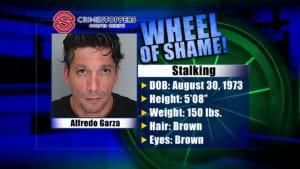 Wheel Of Shame Fugitive: Alfredo Garza