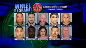 Wheel Of Shame Fugitives: January 30, 2019