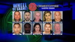 Wheel Of Shame Fugitives: February 3, 2019