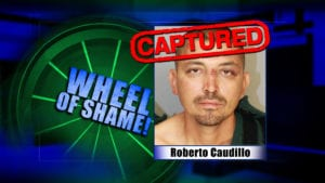 Wheel Of Shame Arrest: Roberto Caudillo