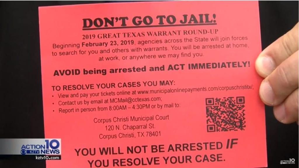 Great warrant roundup