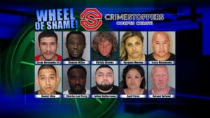 Wheel Of Shame Fugitives: February 20, 2019