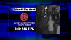 Crime Of The Week: February 20, 2019