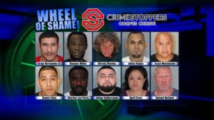Wheel Of Shame Fugitives: February 27, 2019