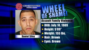 Wheel Of Shame Fugitive: Daniel Silva