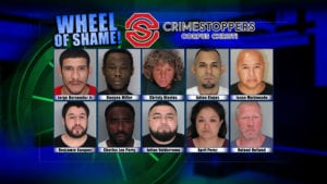 Wheel Of Shame Fugitives: March 6, 2019