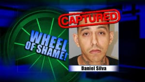 Wheel Of Shame Fugitive Arrested: Daniel Silva