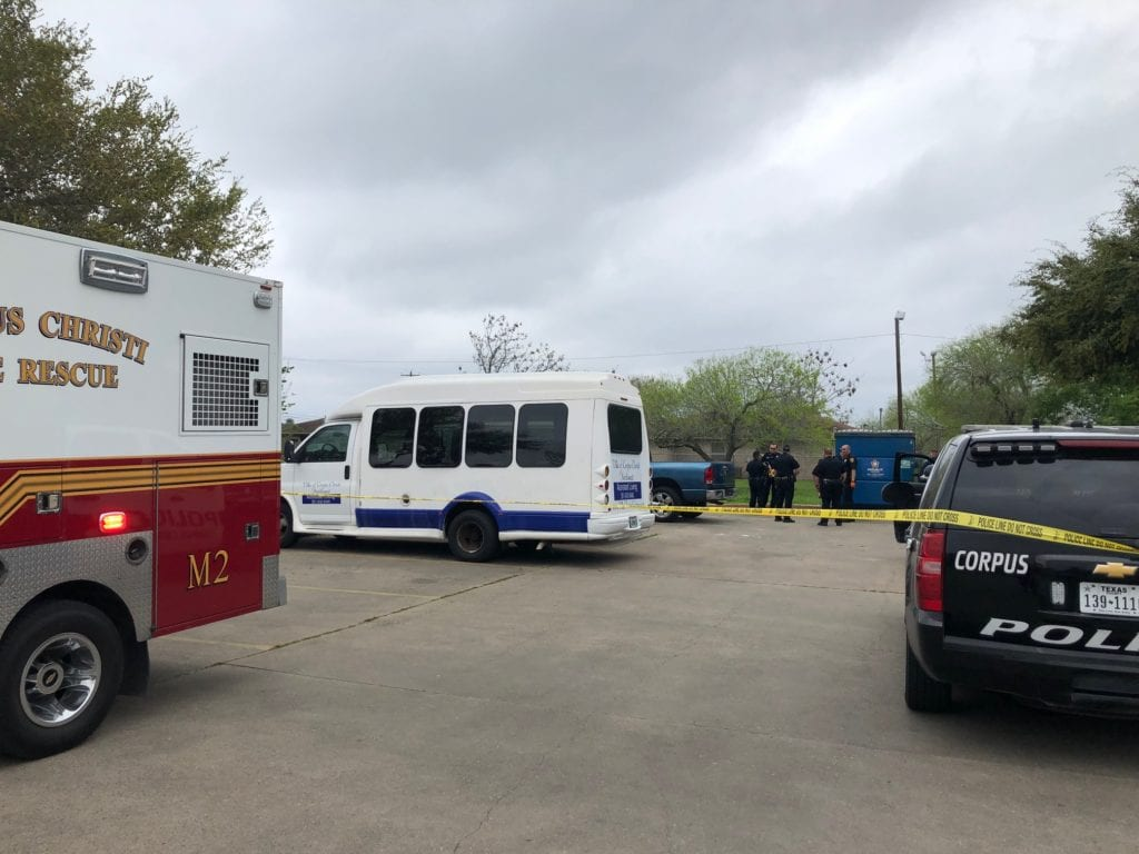 body found in car at Villa housing