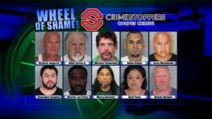Wheel Of Shame Fugitives: March 20, 2019