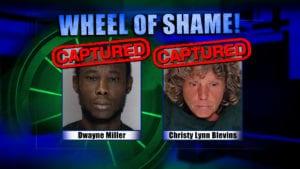 Wheel Of Shame Fugitives Arrested