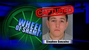 Wheel Of Shame Fugitive Arrested