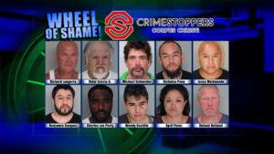 Wheel Of Shame Fugitives: March 27, 2019
