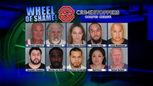 Wheel Of Shame Fugitives: April 3, 2019