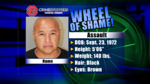 Wheel Of Shame Fugitive: Jesse Maldonado