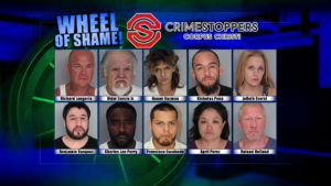 Wheel Of Shame Fugitives: April 10, 2019
