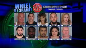 Wheel Of Shame Fugitives: April 17, 2019