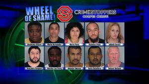 Wheel Of Shame Fugitives: May 1, 2019