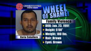 Wheel Of Shame Fugitive: Ilario Caballero
