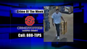 Crime Of The Week: May 8, 2019