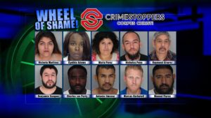 Wheel Of Shame Fugitives: May 29, 2019